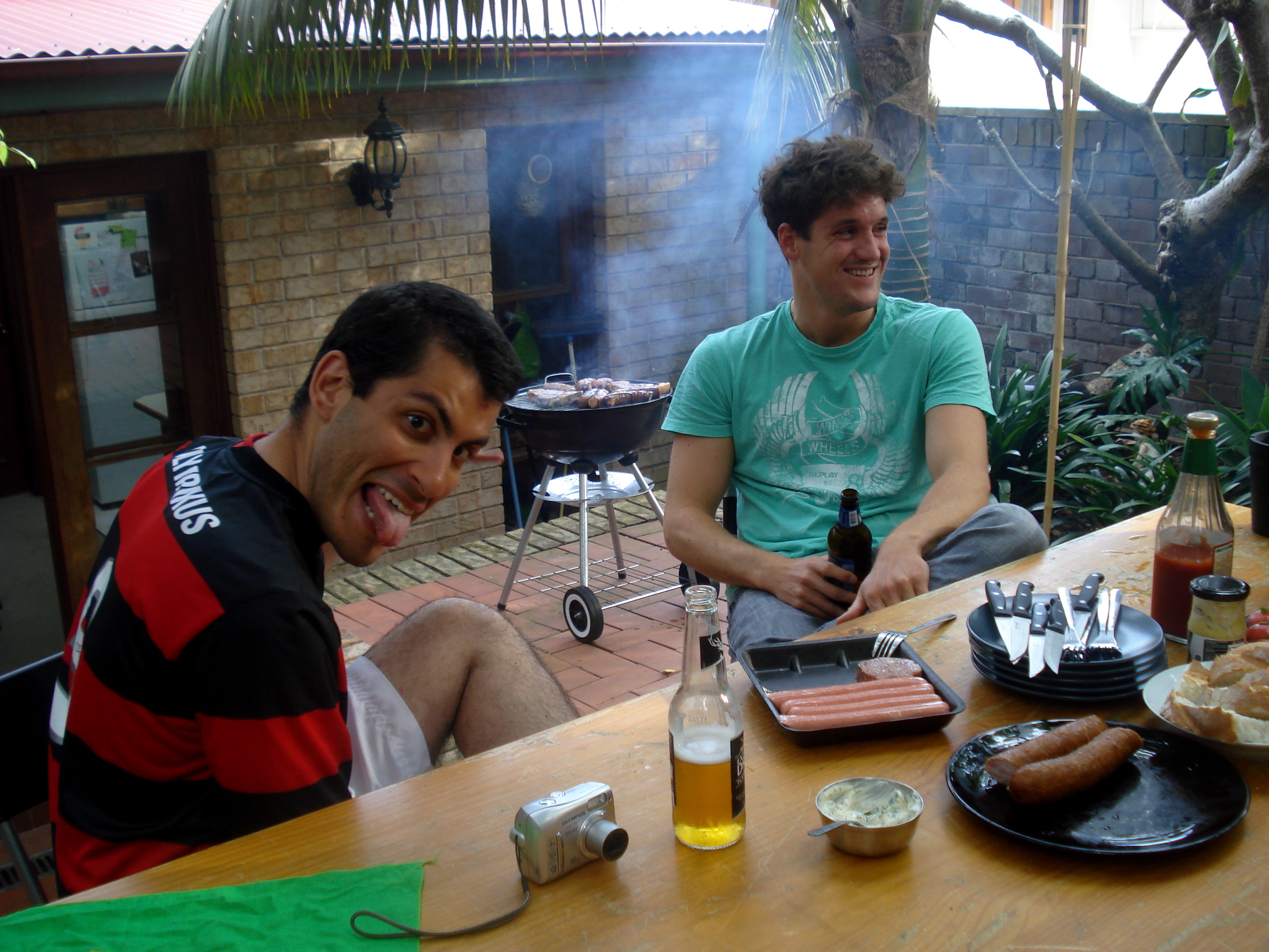 Barbecue in Sydney