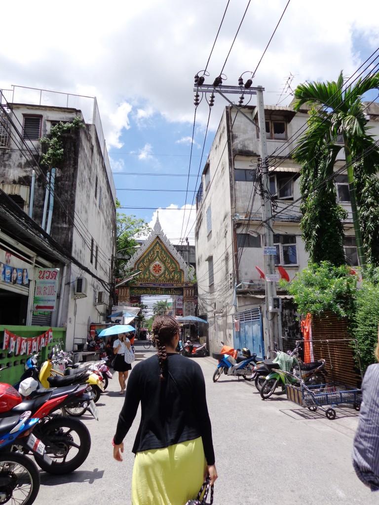 Advice: Teaching English in Thailand