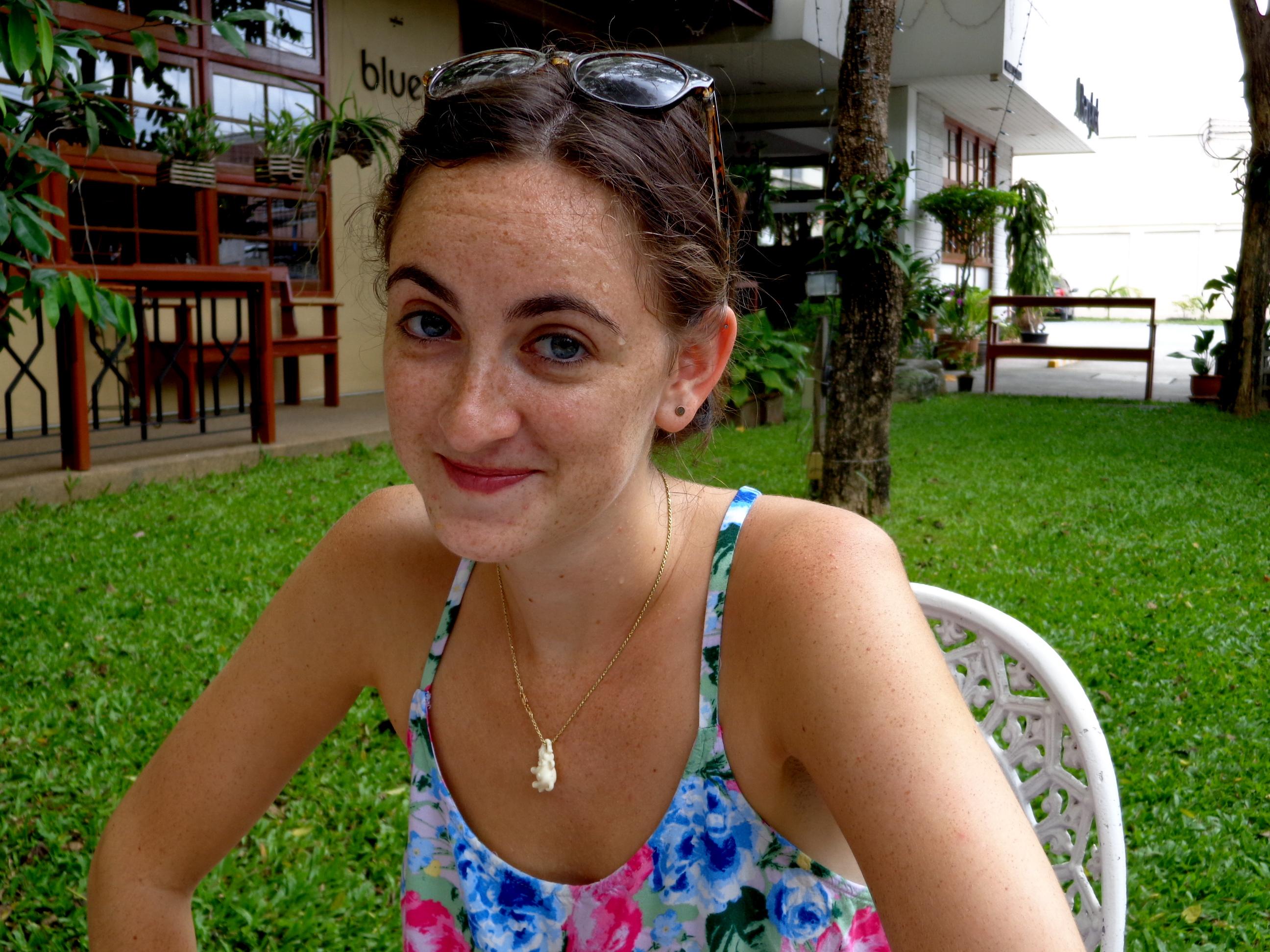 Sweating in Bangkok