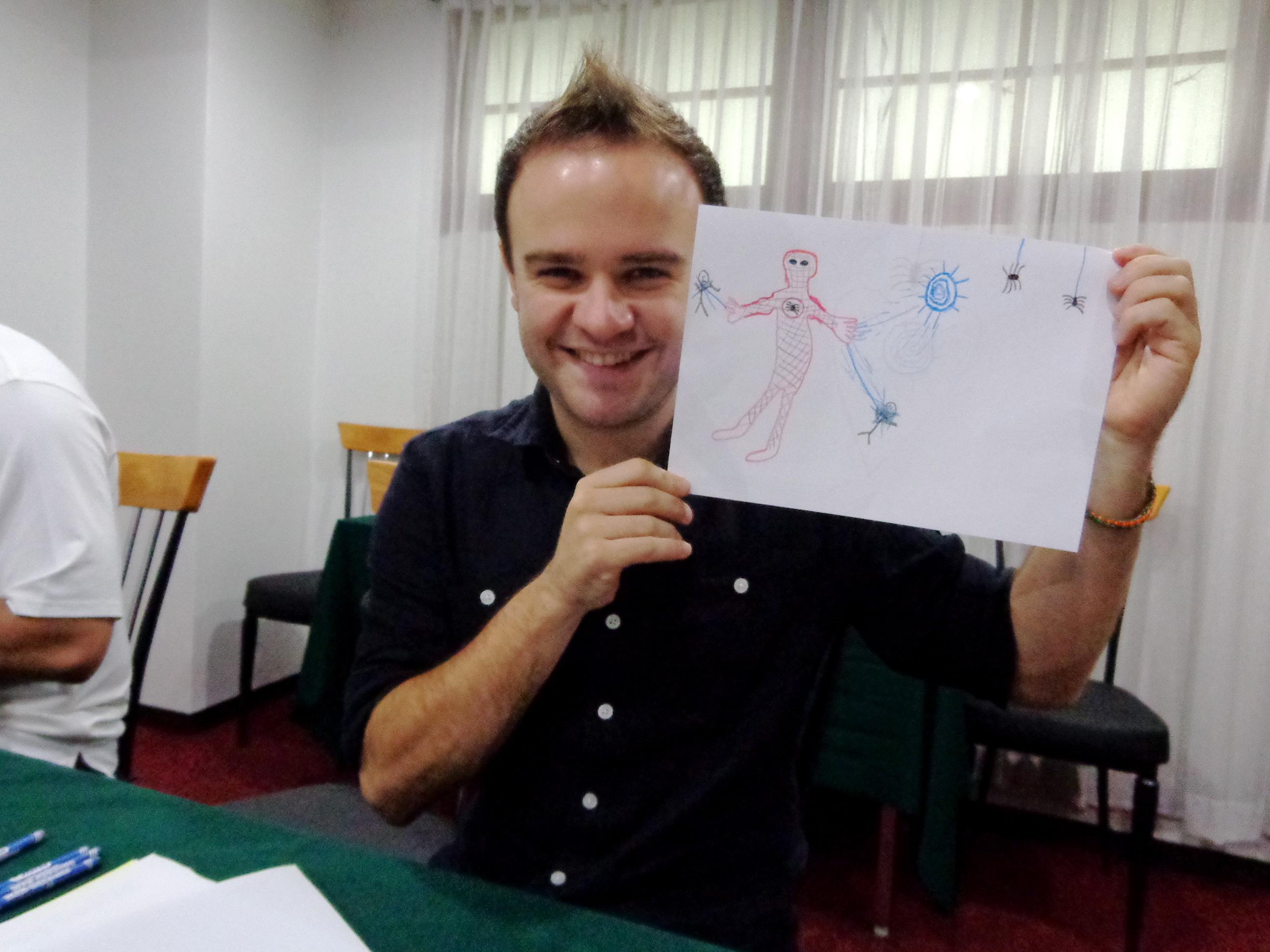 ATI special thai project class