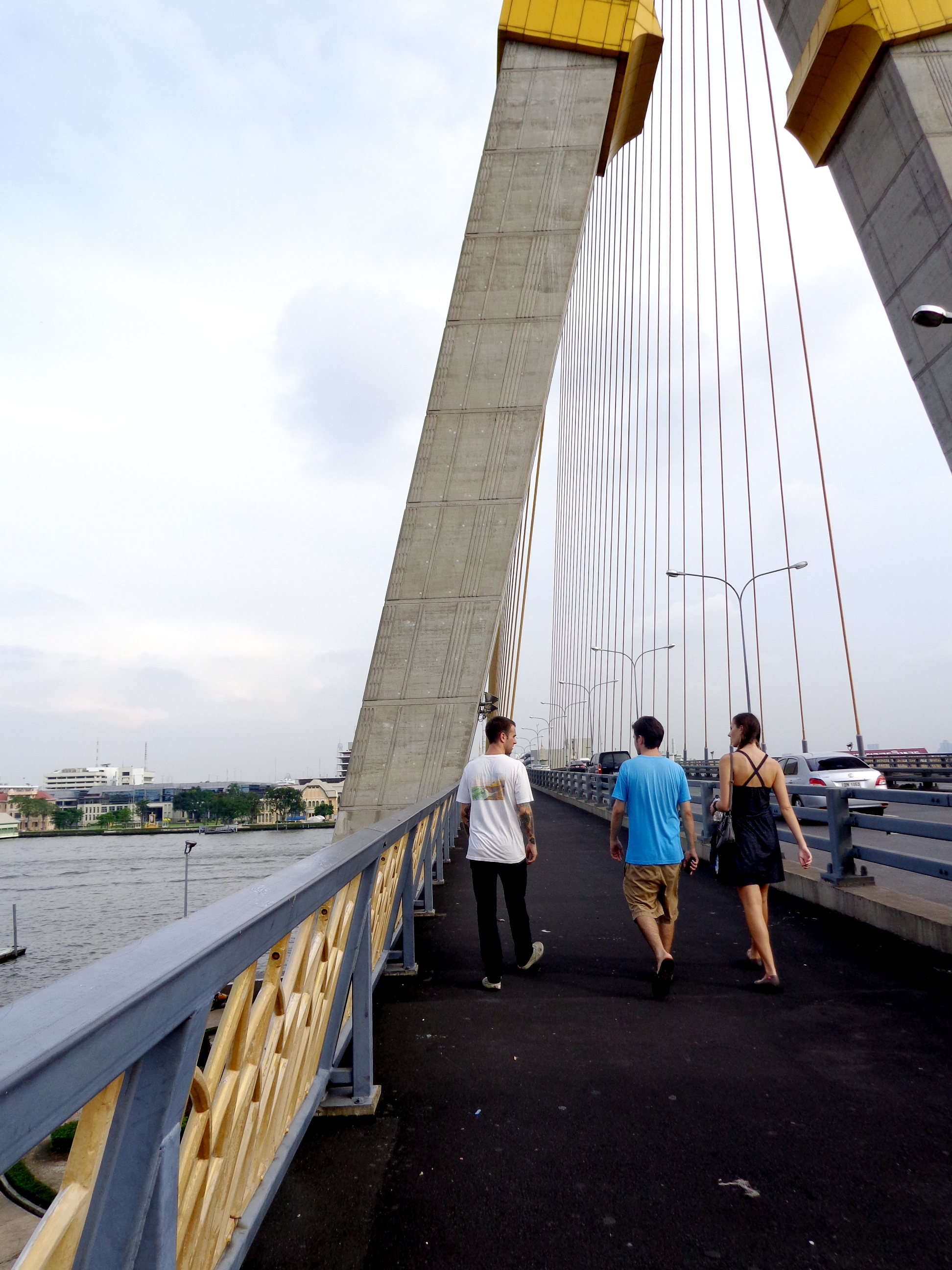bridges in Bangkok
