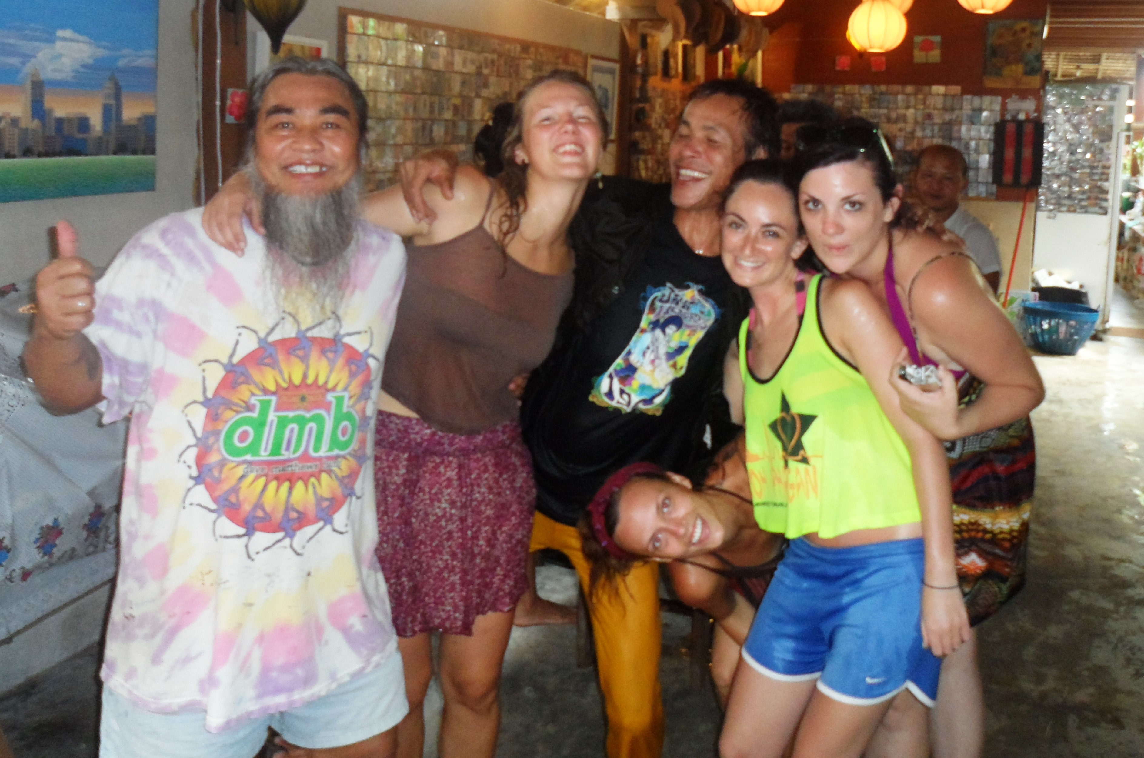 Soaked on Songkran, the Thai new year-gone-national-waterfight