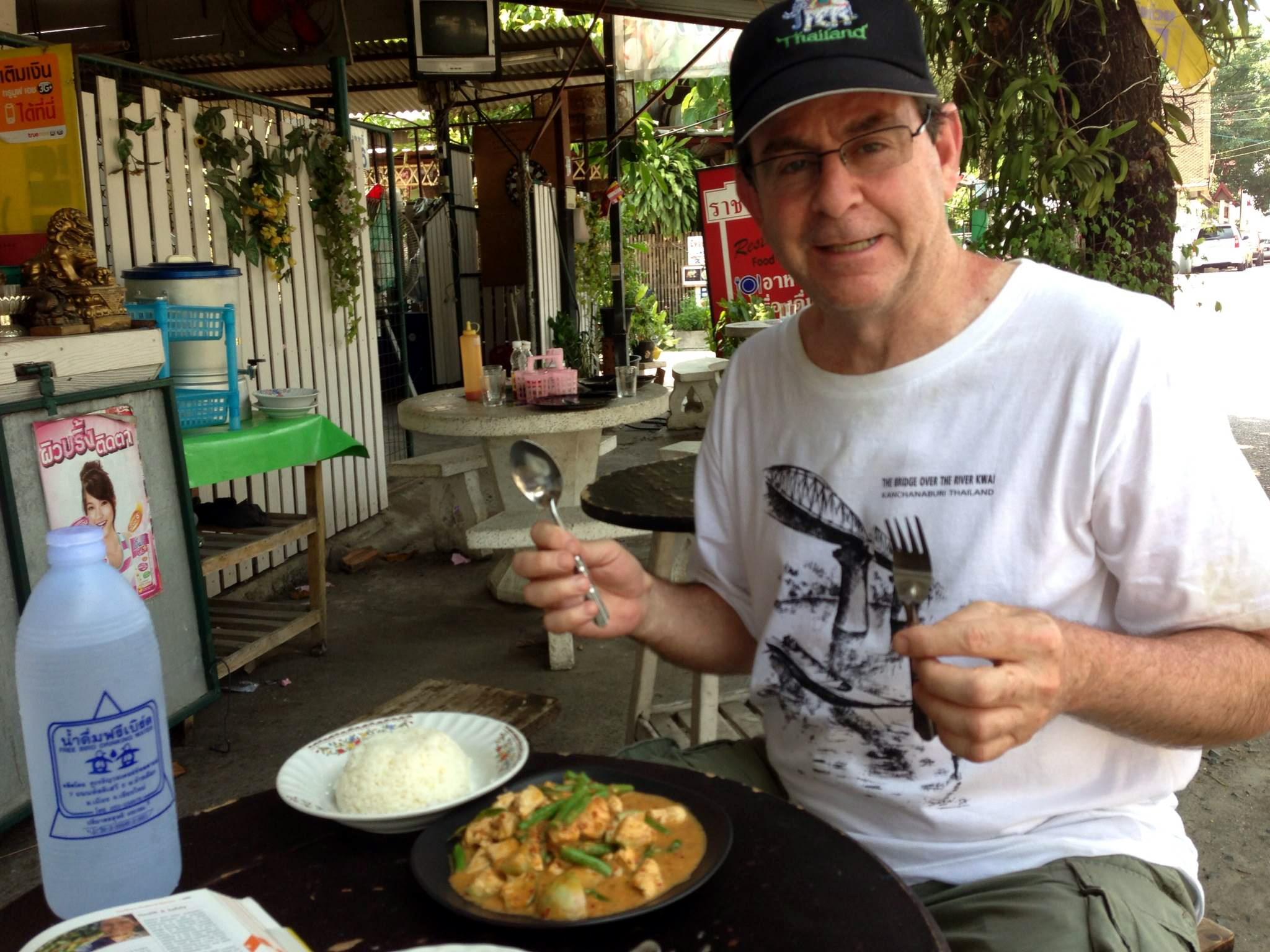Street eats in Chiang Mai