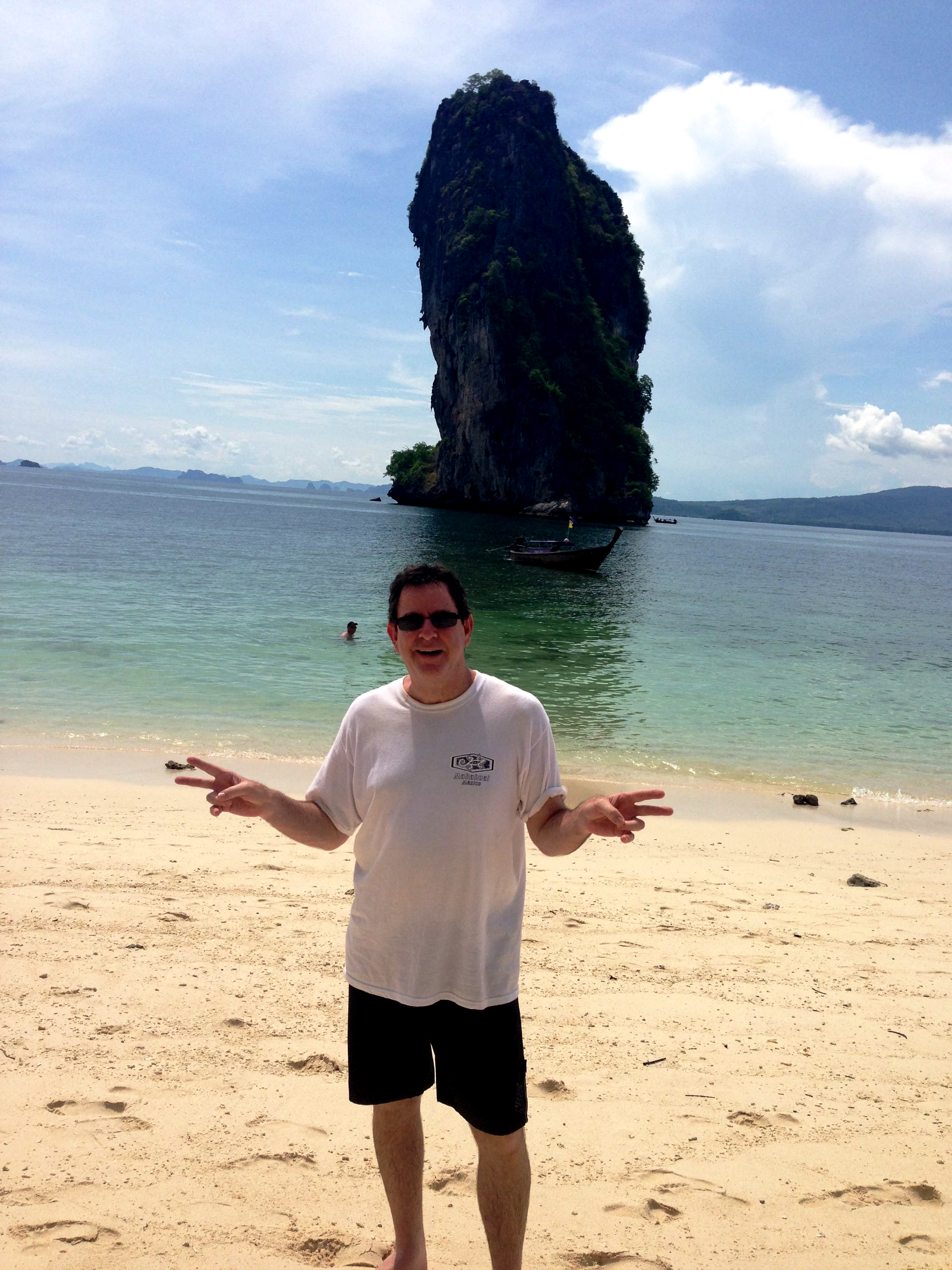 Daveo in Railay