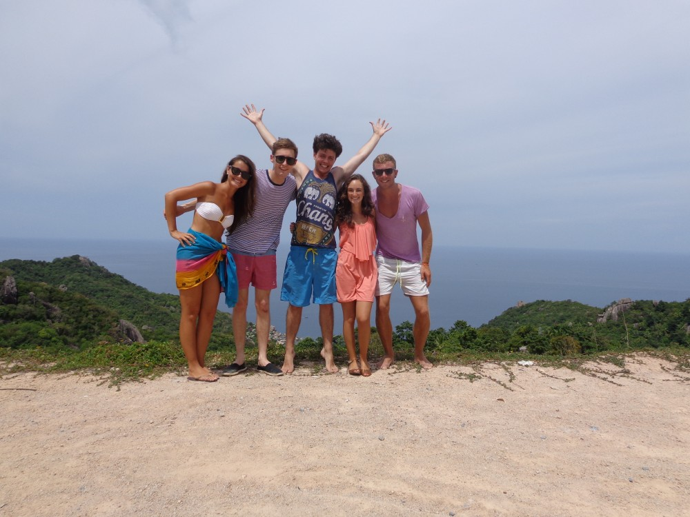 Backpacking in Koh Tao, Thailand
