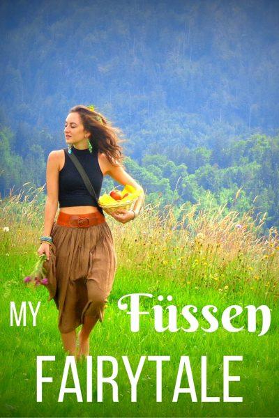 My Fussen Fairytale pinterest pin