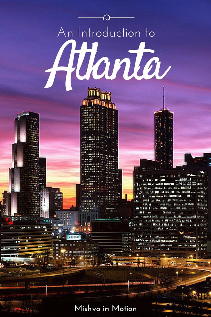 An Introduction to Atlanta