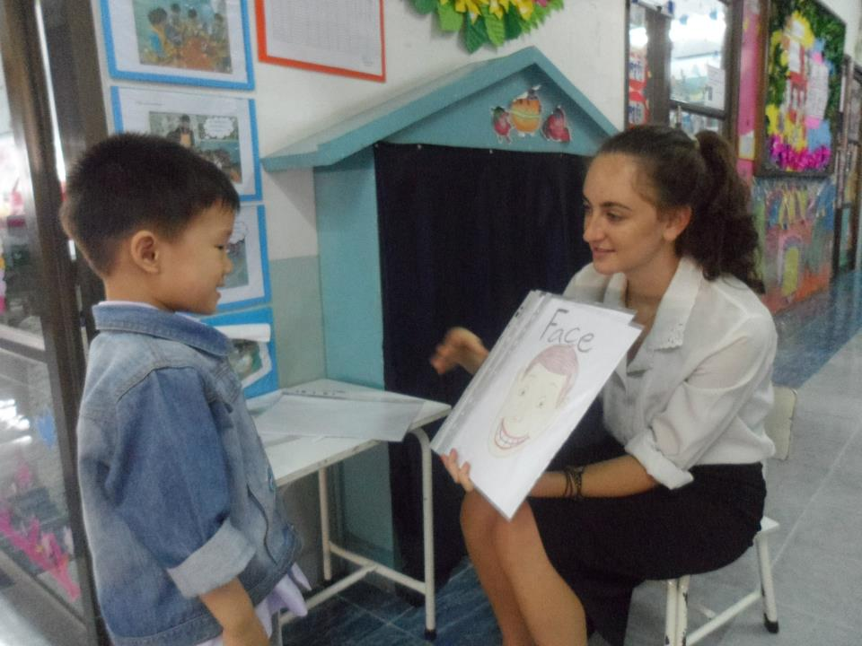How to travel: teach English abroad