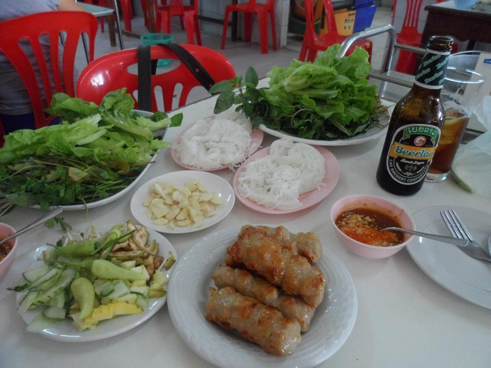 Best advice: eating in Laos