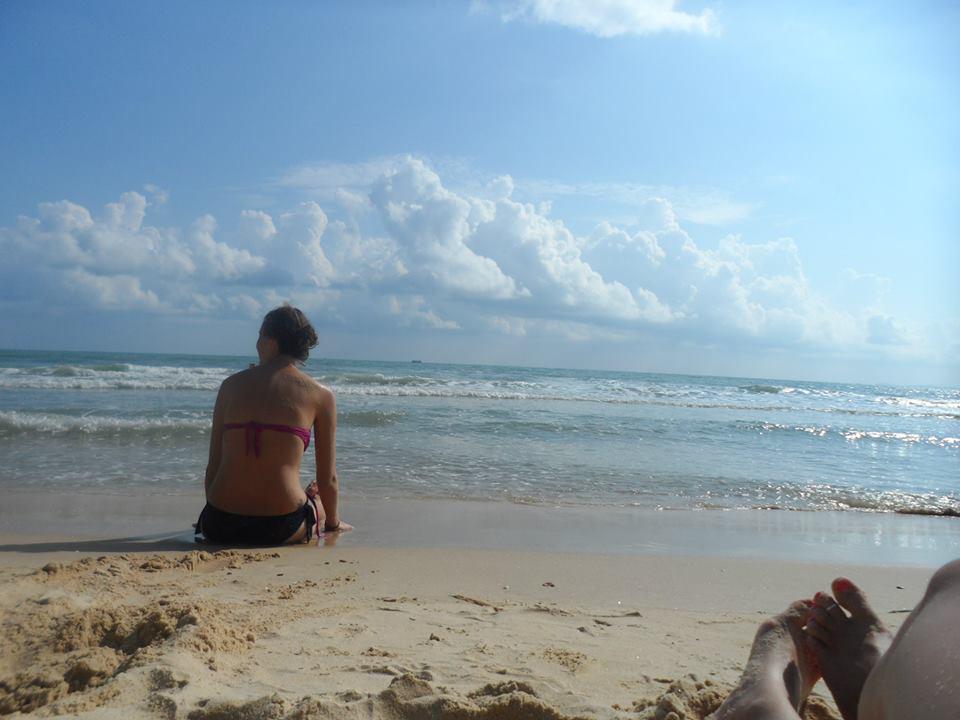 Best advice: beach in Laos