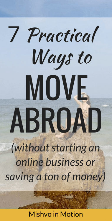 So You Want to Travel Abroad Long-term