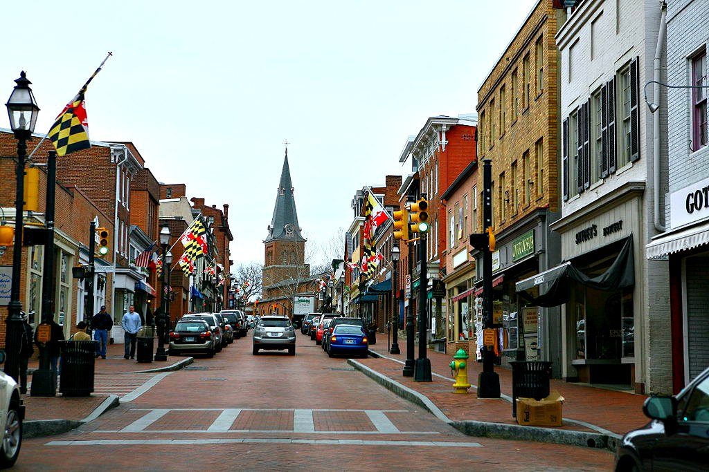 Annapolis, Maryland: A day trip from Baltimore