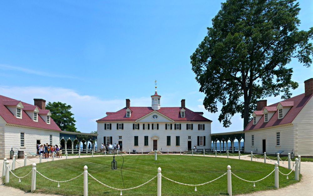 Day trip from Baltimore to Mount Vernon