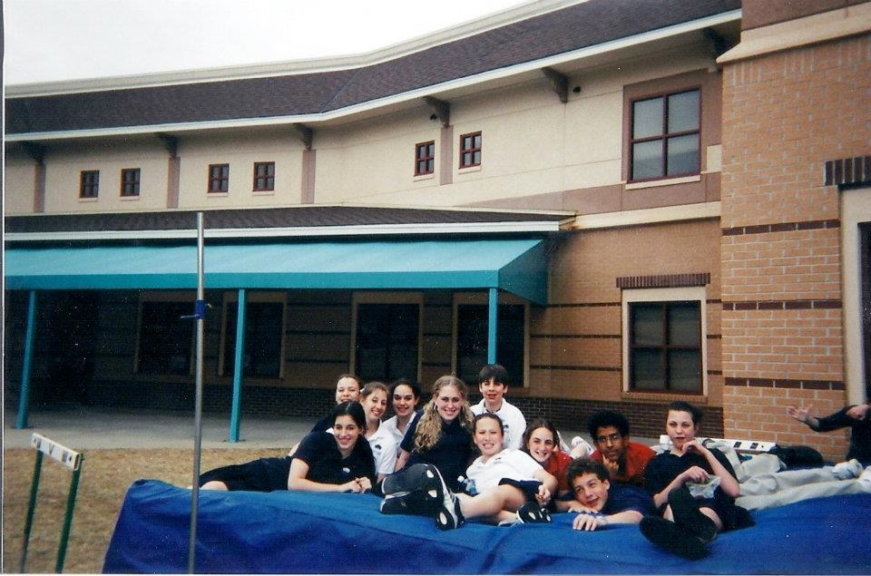 The Davis Academy old photo