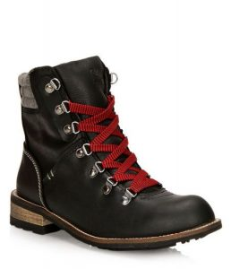 Kodiak leather boots for winter