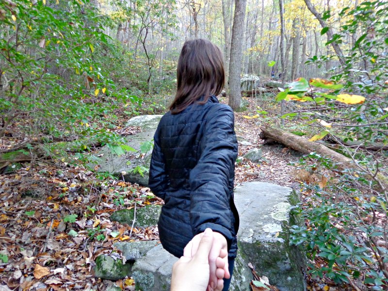 Follow me hiking in Baltimore