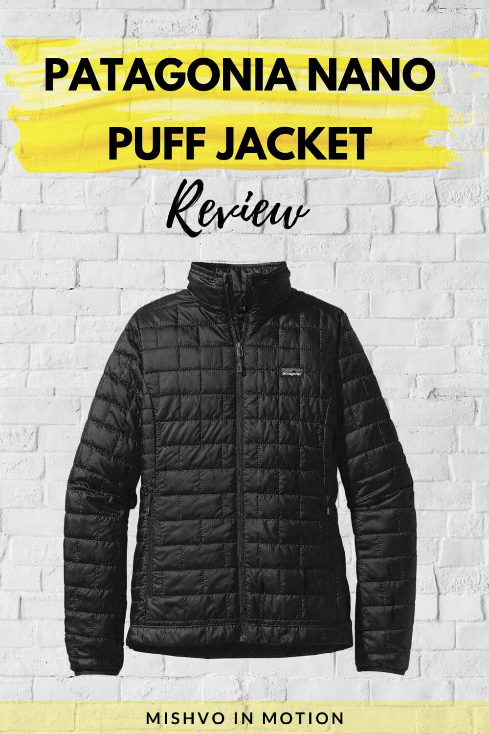 My Go-to Travel Jacket: Patagonia Nano Puff Review