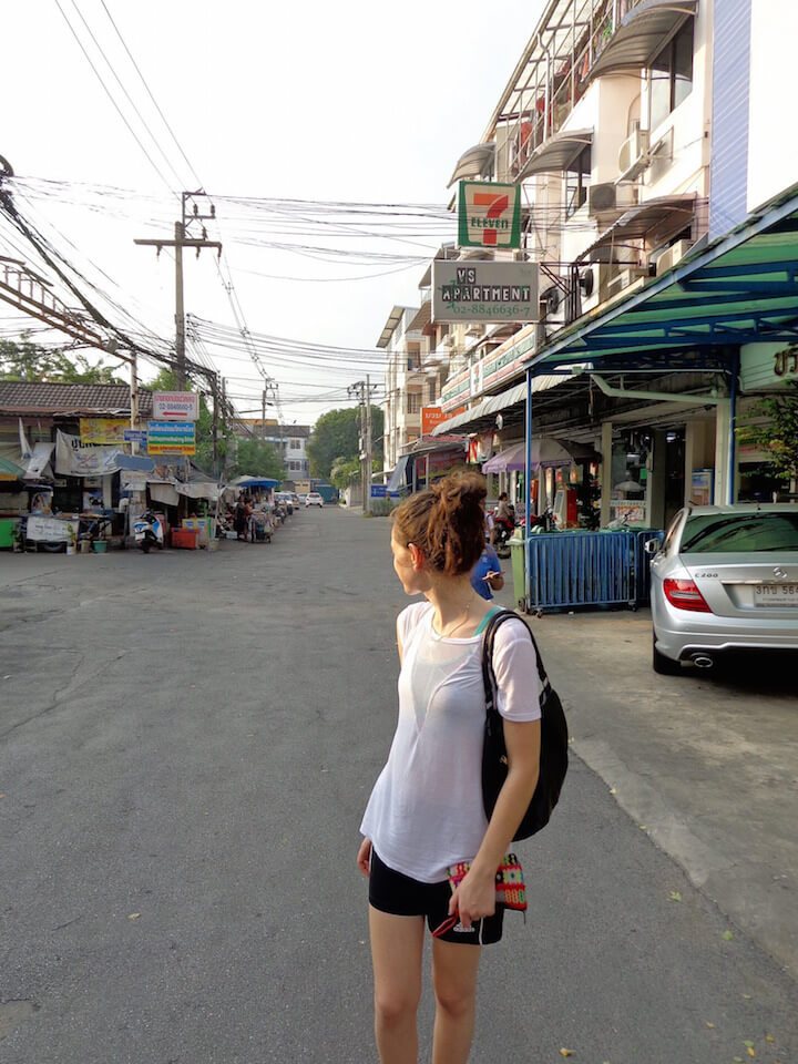 Visiting my home in Bangkok five years later