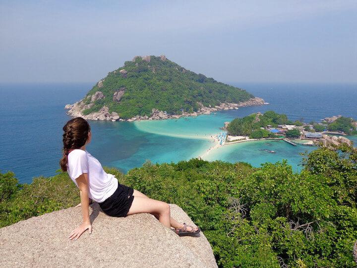 Nang Yuan Viewpoint Koh Tao