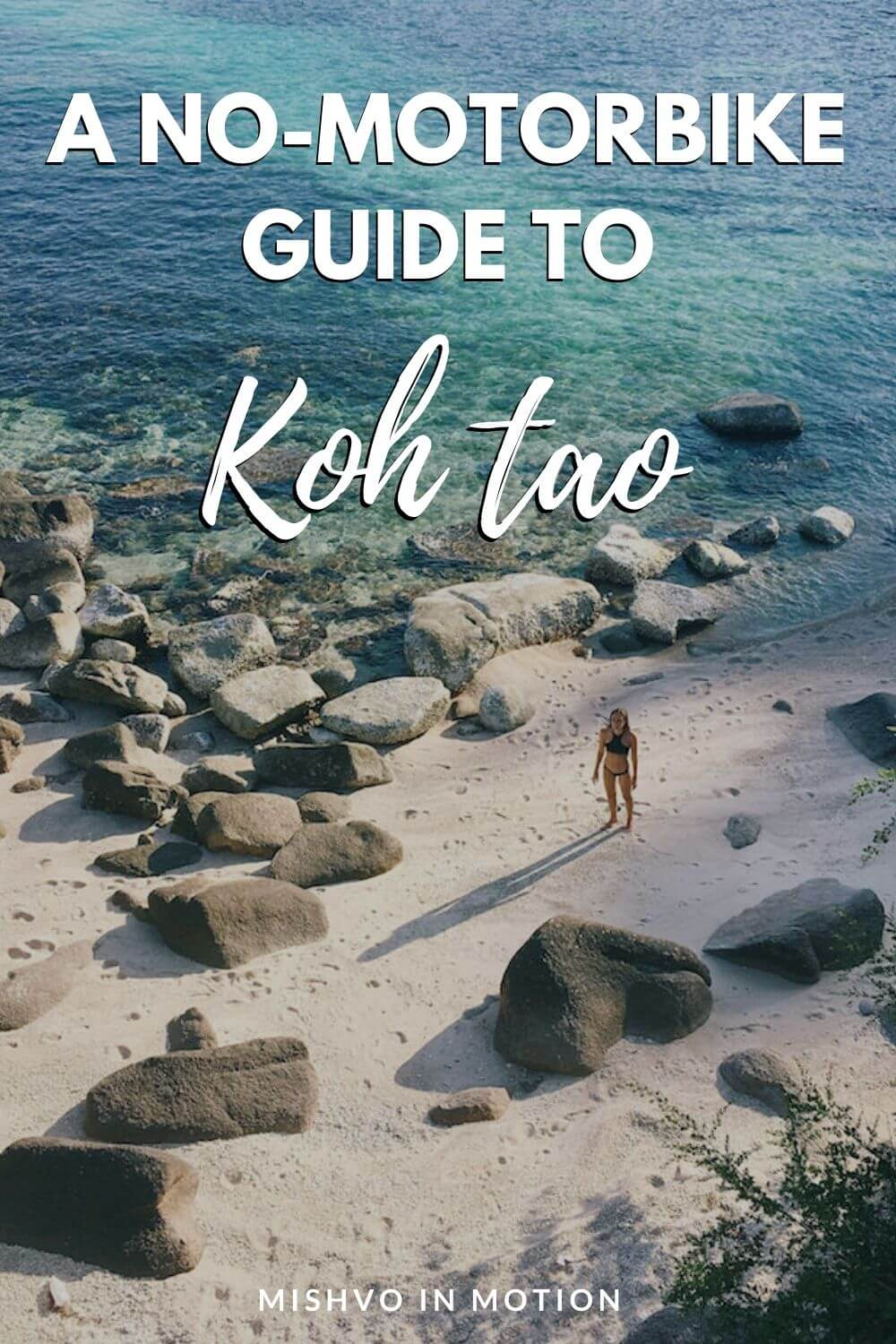 A Walking-only Guide to Koh Tao, Thailand