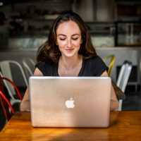 Working online from cafes while living in Koh Tao