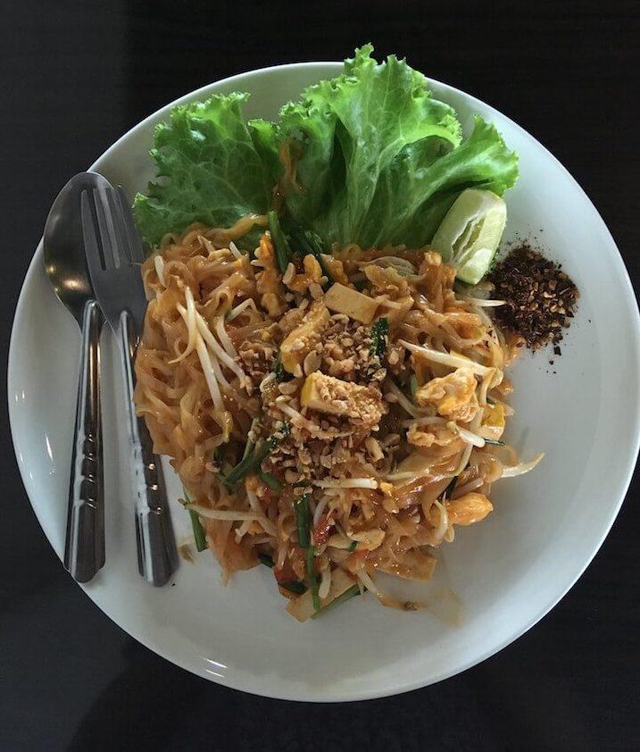 Pad Thai in Thailand