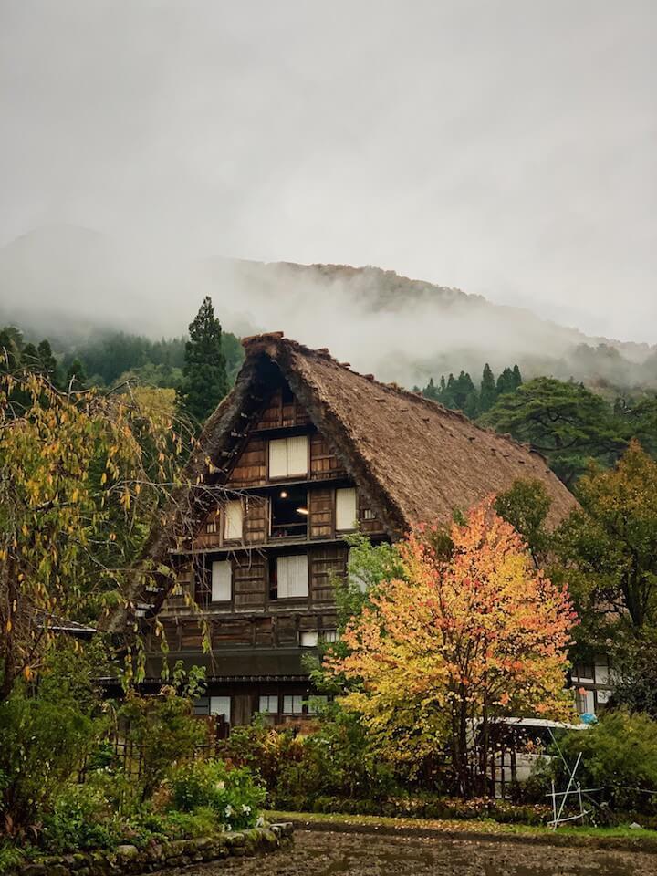 Visit Shirakawago as part of 2 week Japan itinerary