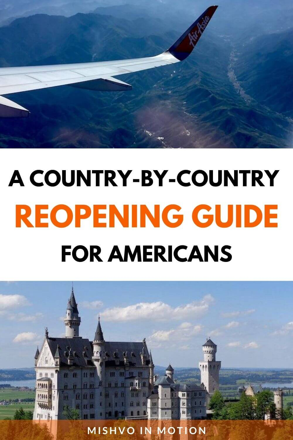 A Country-by-Country Reopening Guide for Americans