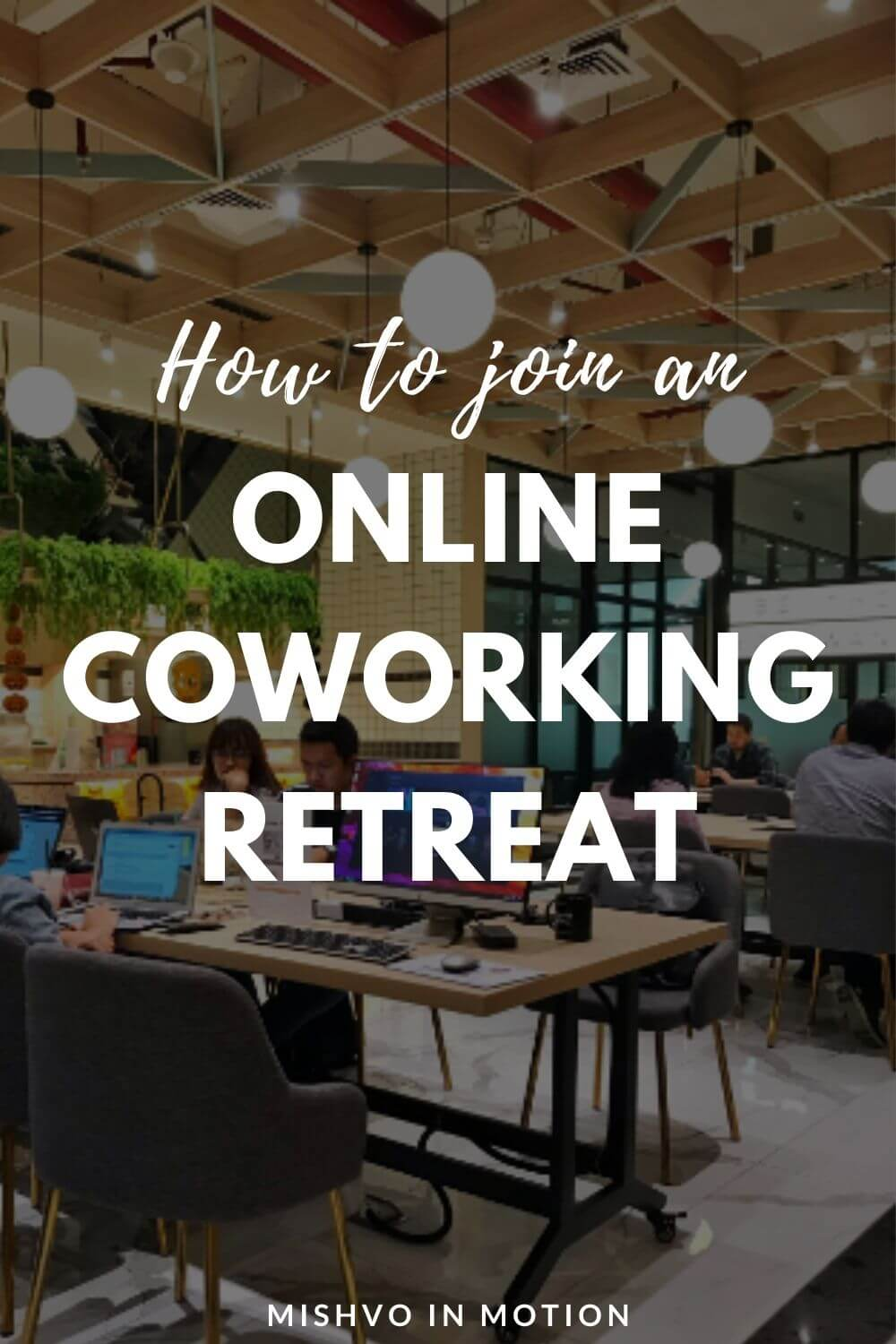 I tried virtual coworking and this was what it was like